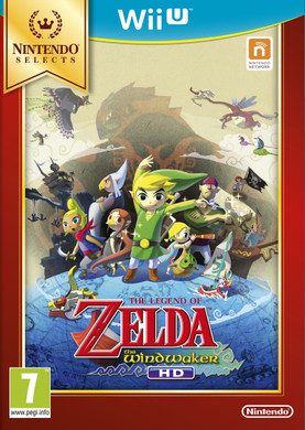 The Legend of Zelda: The Wind Waker HD Select Wii U