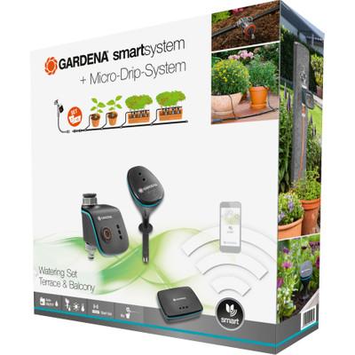 Image of Gardena Smart Watering Set Terras/Balkon