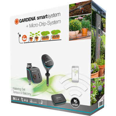 Image of Gardena Smart Watering Set Terras/Balkon