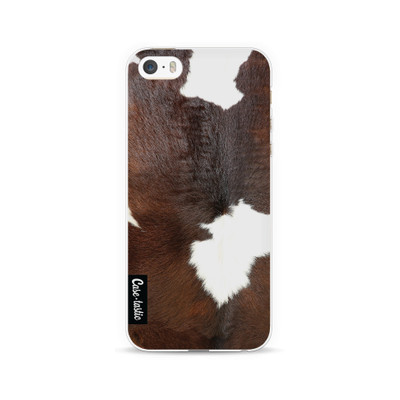 Image of Casetastic Softcover Apple iPhone 5/5S/SE Roan Cow