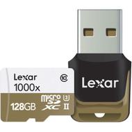 Lexar microSDXC Professional 128GB 1000x UHS-II