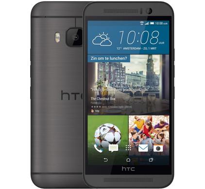 HTC One M9 Prime Camera Edition Grijs