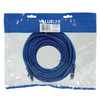 Netwerkkabel FTP CAT6 10 meter Blauw