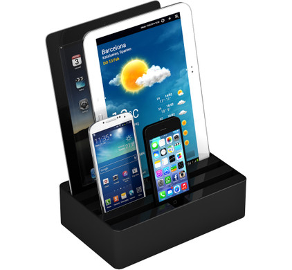 Alldock Docking Station Medium Zwart