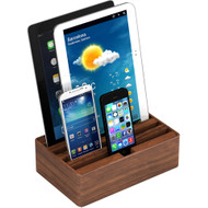 Alldock Docking Station Medium Walnoot