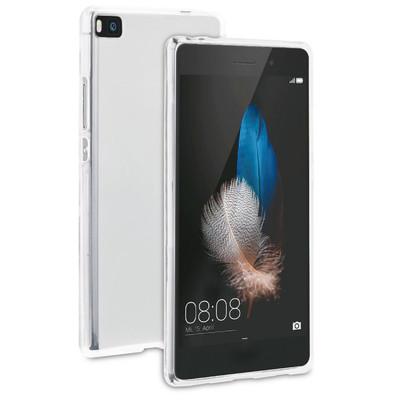 BeHello Gel Case Huawei P8 Transparant