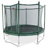 Avyna Proline 366 cm Groen + Veiligheidsnet