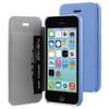 BeHello Book Case Apple iPhone 5C Blauw