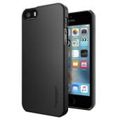 Spigen Thin Fit Apple iPhone 5/5s/SE Zwart