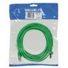 Netwerkkabel UTP CAT5e 5 meter Groen