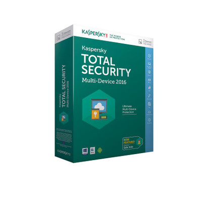 Kaspersky Internet Security 2016 1 jaar 1 Gebruiker