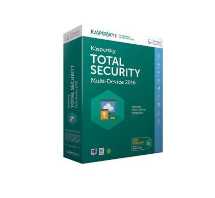 Kaspersky Internet Security 2016 1 jaar 3 user