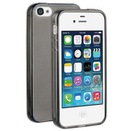 BeHello Gel Case Apple iPhone 4/4S Zwart