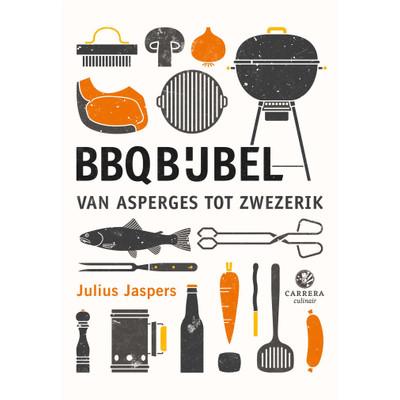 Image of BBQbijbel - Julius Jaspers