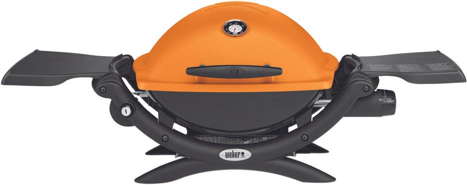 Barbecues Weber Q1200 Orange