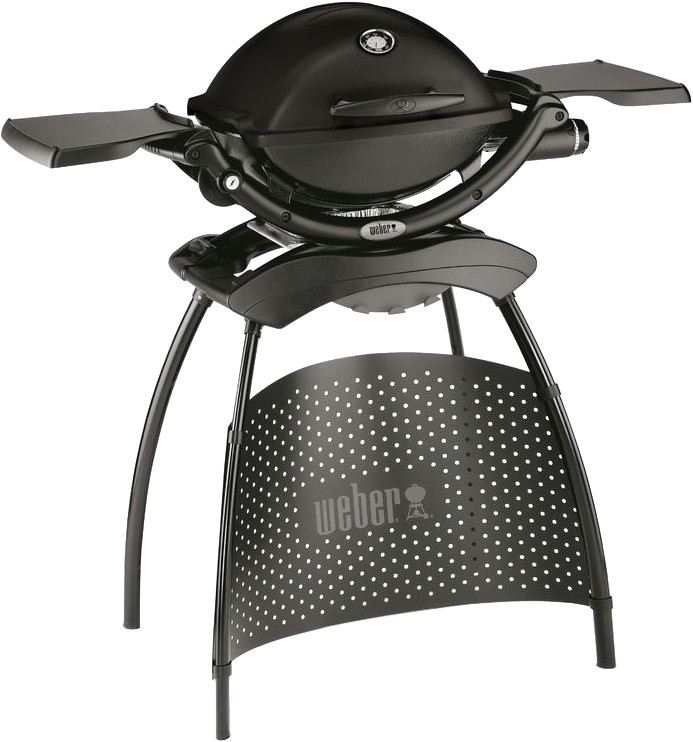 Gas Barbecue Weber Q1200 Stand