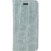 Mobilize Premium Magnet Alligator Apple iPhone 5/5S/SE Book Case Groen