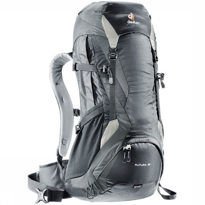 Deuter Futura 35 EL Black/Granite