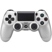 Sony DualShock 4 Controller Silver PS4