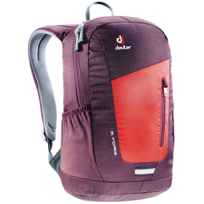 Deuter StepOut 12 Backpack Fire/ Aubergine
