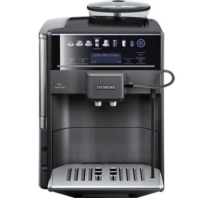 Siemens eq6 te603209rw zwart koffiecenternl for Siemens kühlger te