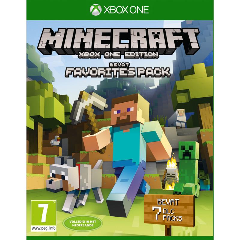 Microsoft Minecraft Favorites Pack