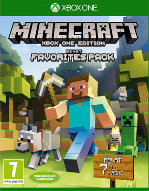 Minecraft: Xbox One Edition + Favorites Pack