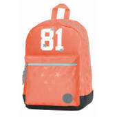 Replay Stars Girls Backpack Coral Stars Allover