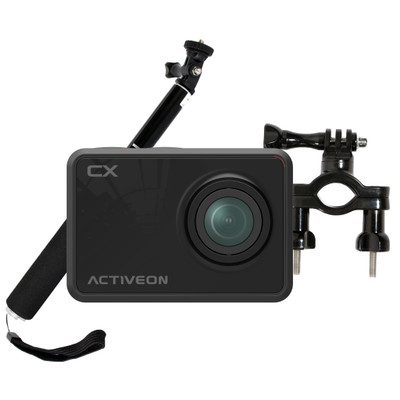 Image of Activeon Action Cam CX Zomer Bundel