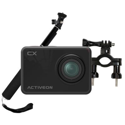 Image of Activeon Action Cam CX Zomer Bundel