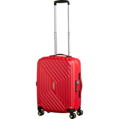 Image of American Tourister Air Force 1 Spinner TSA 55 cm Flame Red