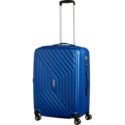 Image of American Tourister Air Force 1 Expandable Spinner TSA 66 cm Insignia Blue