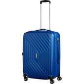 American Tourister Air Force 1 Expandable Spinner TSA 66 cm Insignia Blue