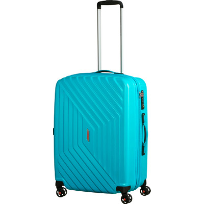 Image of American Tourister Air Force 1 Expandable Spinner TSA 66 cm Aero Turquoise
