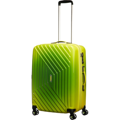 Image of American Tourister Air Force 1 Expandable Spinner TSA 66 cm Gradient Yellow
