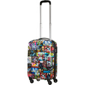 American Tourister Legends Spinner 55 Alfatwist Comics