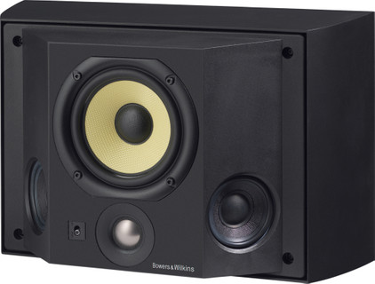 Bowers & Wilkins DS3 Zwart (per paar)