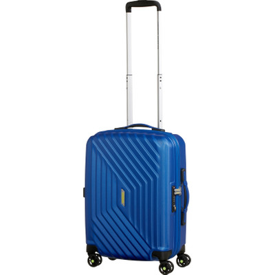 Image of American Tourister Air Force 1 Spinner TSA 55 cm Insignia Blue