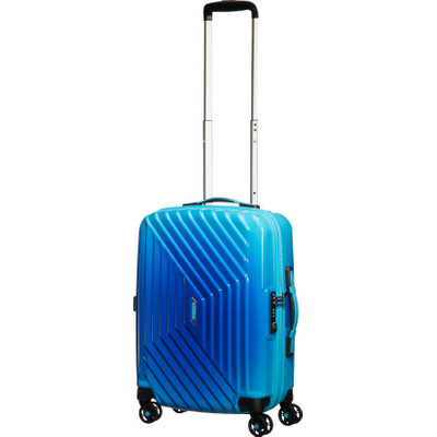 Image of American Tourister Air Force 1 Spinner TSA 55 cm Gradient Blue