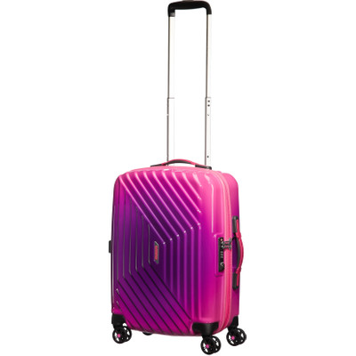 Image of American Tourister Air Force 1 Spinner TSA 55 cm Gradient Pink