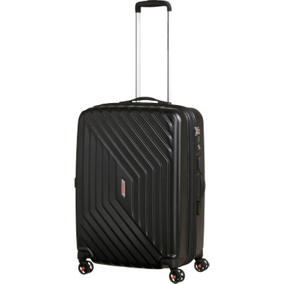 Image of American Tourister Air Force 1 Expendable Spinner TSA 66 cm Galaxy Black