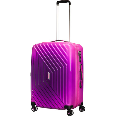 Image of American Tourister Air Force 1 Expandable Spinner TSA 66 cm Gradient Pink