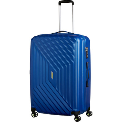 Image of American Tourister Air Force 1 Expandable Spinner TSA 76 cm Insignia Blue