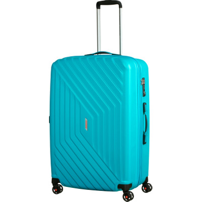 Image of American Tourister Air Force 1 Expandable Spinner TSA 76 cm Aero Turquoise