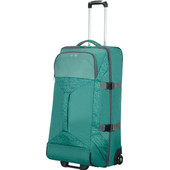 American Tourister Road Quest 2 Comp. Duffle Green Print