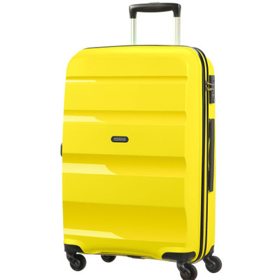 Image of American Tourister Bon Air Spinner M Solar Yellow
