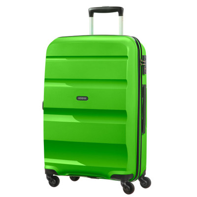 Image of American Tourister Bon Air Spinner M Strict Pop Green
