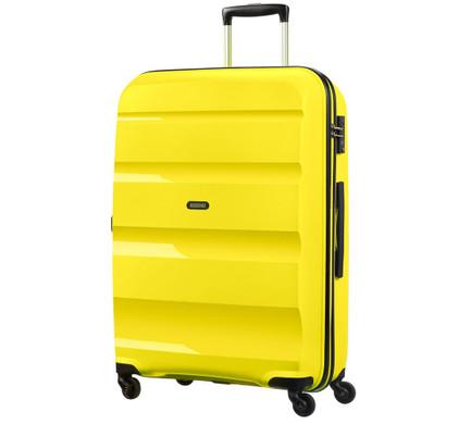 American Tourister Bon Air Spinner L Solar Yellow