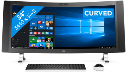 HP ENVY All-In-One Curved 34-a090nd
