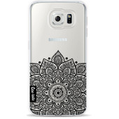 Casetastic Softcover Samsung Galaxy S6 Floral Mandala